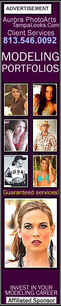 Tampa modeling portfolios, model testing, and modeling portfolio photography.