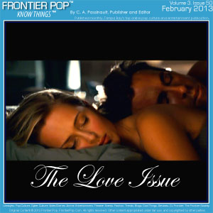 Fronter Pop issue 50 for February 2013: The Love Issue