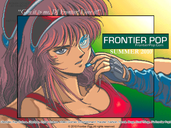 Frontier Pop. Know things.