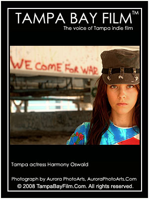 Tampa Bay Film declares war on the Tampa indie film clique!